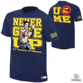 Gym T Shirt ( John Cena Red) Baju
