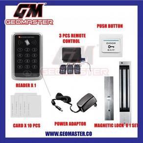 Door access card system magnet system rfid