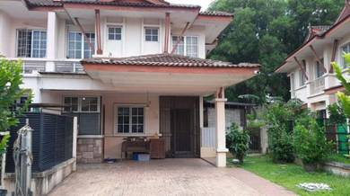 Double Storey End Lot Percint 9 Putrajaya