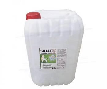[ready stock] sihat 20L virucidal disinfectant