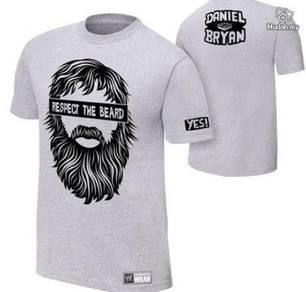 Gym T Shirt (Daniel Bryan) Baju