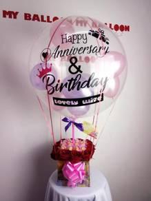 Hadiah Anniversary / Hari Lahir / Konvo