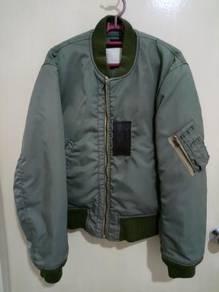 Vintage Evis Bomber Jacket