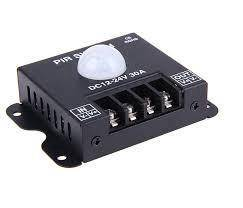 PIR Switch 12/24V 30A
