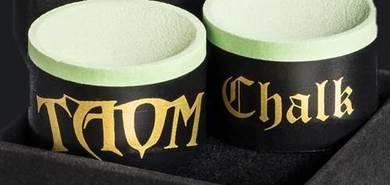 Original New TAOM GREEN 2.0 Version Snooker Chalk