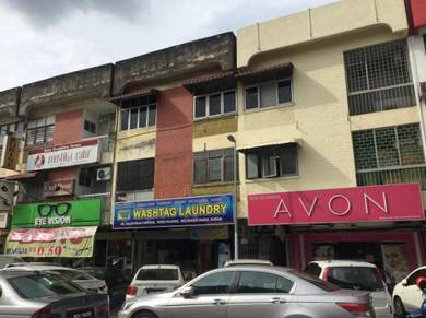 3 Storey Terrace Shop Lot Jln Raja Haroun, Kajang