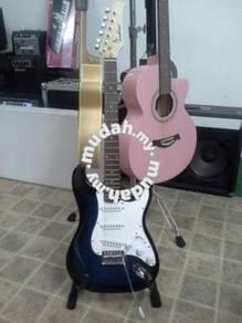 Techno(ST-38R) Gitar Elektrik
