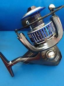 BOSSNA SERIOZ SW 6000 ~ 10000 Fishing Reel Pancing