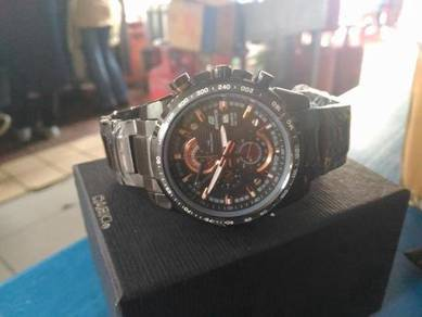 CASIO EDIFICE EFR-523BK Men