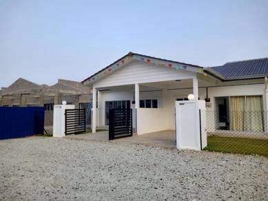 Phase 2 Balok Kuantan Single Storey House Gebeng Zero Downpayment