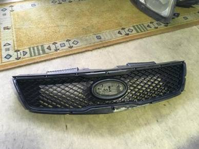 Naza Forte front grill