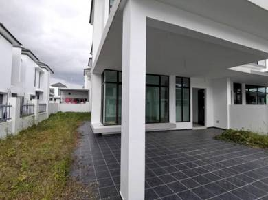 Double Storey Cluster House Eco Tropic Eco World, Masai Johor Bahru