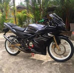 Kawasaki RR 2012