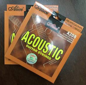 Acoustic Guitar String (A208SL)