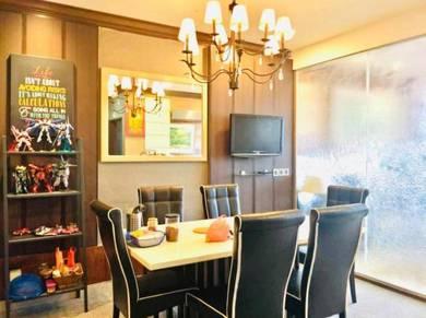 228 condominium, selayang(fully reno, below mv, rumah cantik)