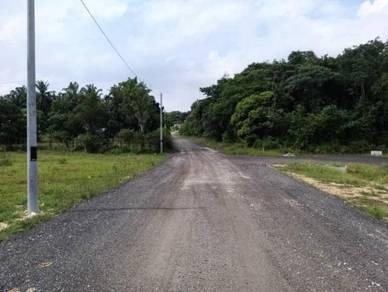 Tanah Pertanian di Jenderam, Jalan Bangi-Salak Tinggi