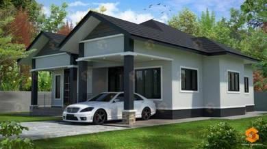 Buat Rumah Mewah Di Kawasan Terengganu