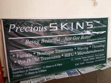 Precious SKINS Beauty Saloon Facials