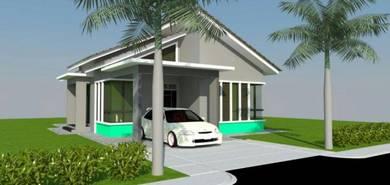 Bina Rumah Mewah Di Kawasan Kelantan