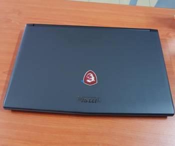 Laptop gaming msi gv62-7rc