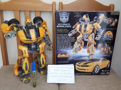 Transformers Autobots ULTIMATE BUMBLEBEE Movie
