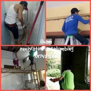 Kerja-kerja tukang/plumb seremban 2