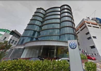 Wisma Volkswagen, Bangsar ( 5 min walk to Bangsar LRT )