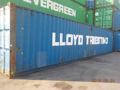 40ft High Cube Container Sale