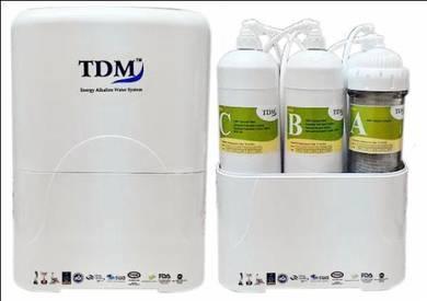 TDM ENERGY Alkaline Water Filter TF8SXA