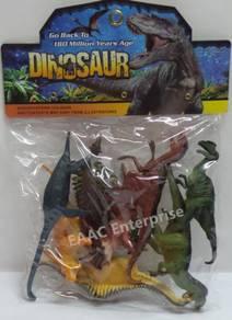 Mini Jurassic Dinosaur Set in a Bag