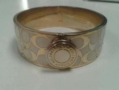 Coach bracelet (original)