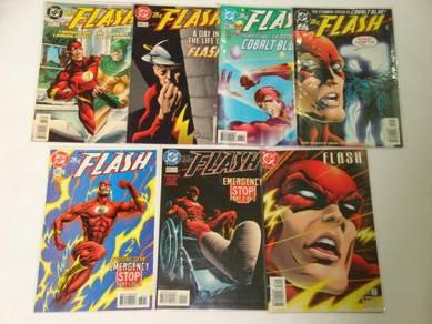 FLASH. 1987. vol.2 issue 130-134, 136-144. 1-set