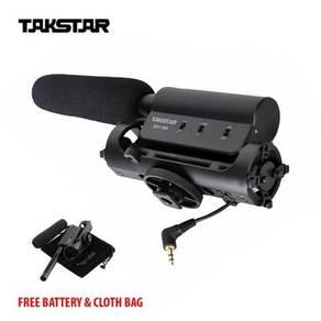 Takstar SGC-598 Recording DSLR camera microphone