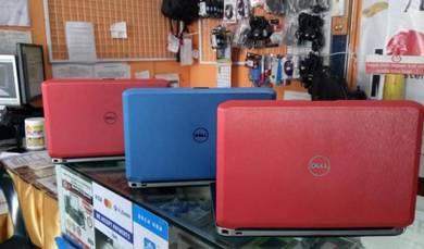 Dell warna warni Core i5-2nd gen 4gb Ram 15.6 inch