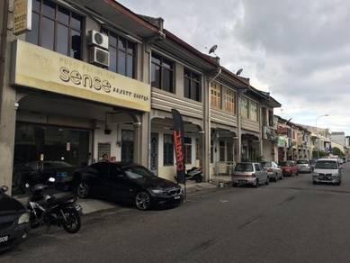 Double Storey Shophouse , Lebuh Melaka , Georgetown