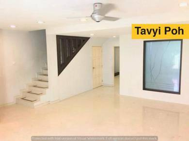 2 Storey Terrace Taman Sri Nibong near queensbay Full reno