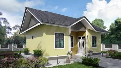 Unit Banglo Berdekatan Sekolah Menengah Padang Kala Untuk Dijual