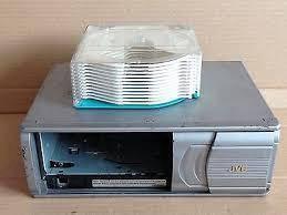 JVC CH-X1500 12 dics cd changer