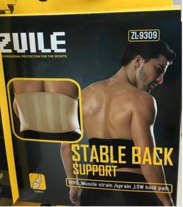 LineUp Fitness Stable Back Support Waist Trimmer