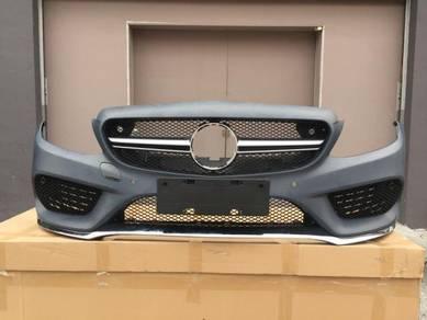 Mercedes benz W205 C class AMG Bodykit / C63 Bodyk