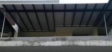 Aluminium Composite Panels Awning Seremban