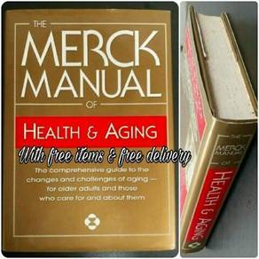 With FREE items Merck Manual of Health and Aging