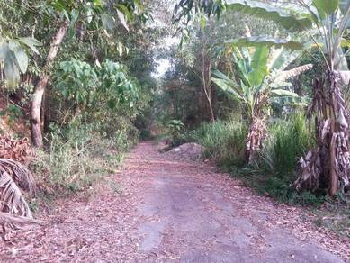 Seremban taman bukit jed residential bungalow land near town