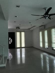 Setia Pearl Island 3-Sty Terrace Corner Type Cypress - Fully Renovated