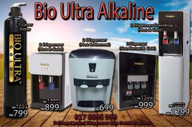 FILTER AIR PENAPIS ~ Bio ULTRA [4RPM] Alkali WATER