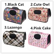 Pet cat carrier sling bag / beg kucing 03