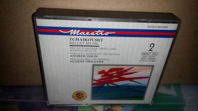 2CD Tchaikovsky - Swan Lake Ballet Music
