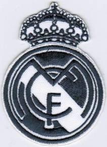 LFP La Liga Real Madrid AWAY Spain Football Patch