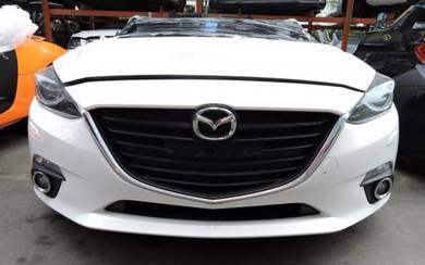 Mazda 3 2015 2.5 PY Engine Gearbox Body Part