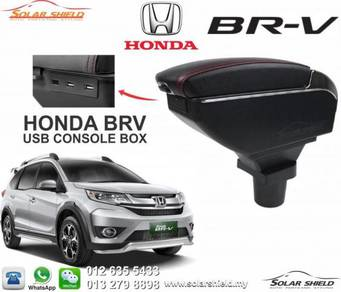 Honda BRV USB Armrest Console Box USB Arm Rest